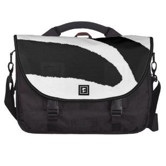 ZEBRA STRIPES 3rd movement Bags For Laptop