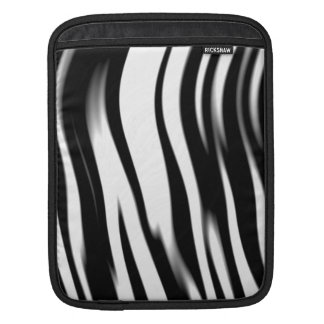 Zebra Stripes African Horse Wildlife iPad Sleeve