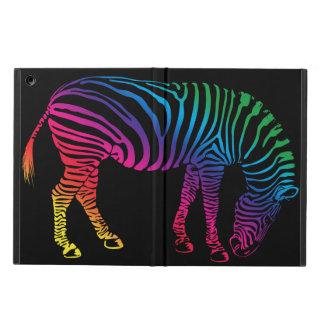Zebra Stripes Animal Art iPad Air Cover
