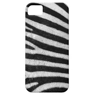 Zebra stripes black & white texture photograph iPhone SE/5/5s case