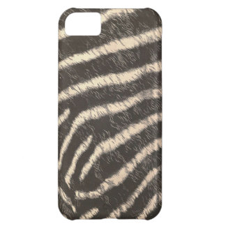 Zebra Stripes Cover For iPhone 5C