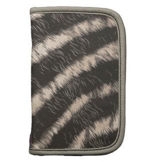 Zebra Stripes Folio Planners
