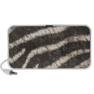 Zebra Stripes iPhone Speaker