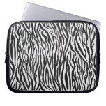 "Zebra Stripes Laptop Bag [starting from 10""] Laptop Sleeve"