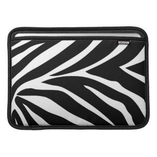 """""""Zebra Stripes"""" MacBook Air 11"""" Horizontal Sleeve MacBook Air Sleeves"""