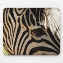 "Zebra ""Stripes"" Mouse Pad"