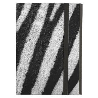 Zebra Stripes Pattern iPad Folio Case