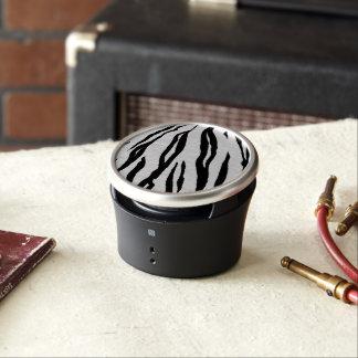 Zebra Stripes Portable OrigAudio Bumpster Speaker