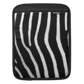 Zebra Stripes Sleeve For iPads