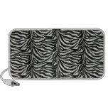 zebra stripes speaker