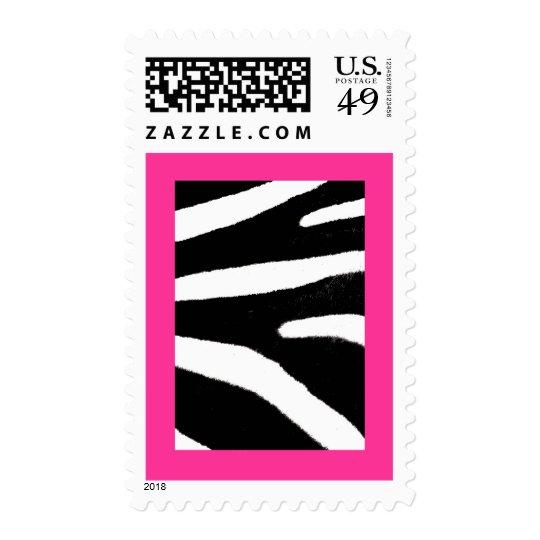 Zebra Stripes Stamp