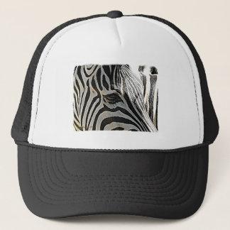 "Zebra ""Stripes"" Trucker Hat"