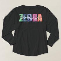 Zebra Strong Jersey