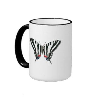 Zebra Swallowtail Butterfly Mug