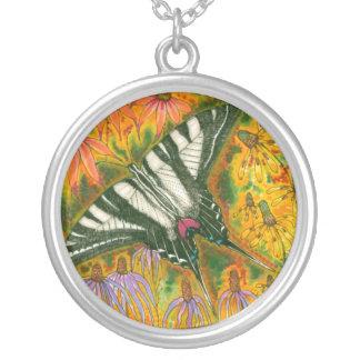 Zebra Swallowtail Necklace