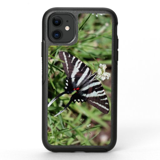 Zebra Swallowtail, Otterbox  iPhone 11.
