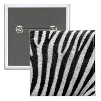 Zebra Texture Pin
