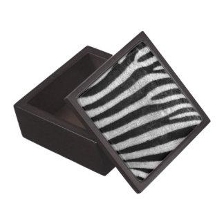 Zebra Texture Premium Gift Boxes