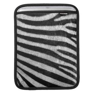 Zebra Texture Sleeve For iPads