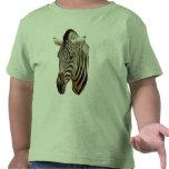 Zebra Toddler T-Shirt