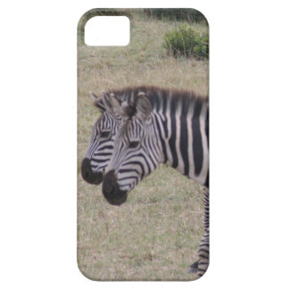 zebra twins iPhone 5 cover