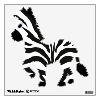 Zebra Wall Sticker Part 70