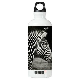 Zebra Water Bottle