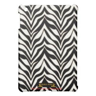 Zebra wildlife animal Africa African zebra pattern Cover For The iPad Mini