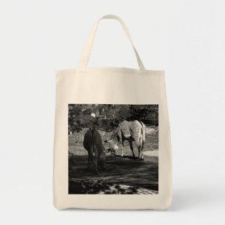 Zebra Wildlife Animal Photo Bag