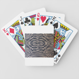 ZEBRA - WOWCOCO BICYCLE PLAYING CARDS