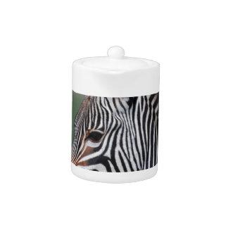 Zebra - WOWCOCO Teapot