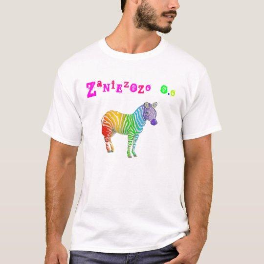 zebra, zaniezozo title 3 T-Shirt