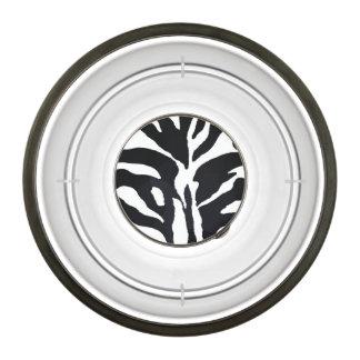 Zebra Pet Bowl