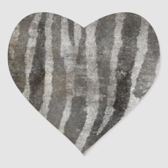 zebrapillow.png heart sticker