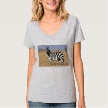 Zebras and Horses Poem Tee