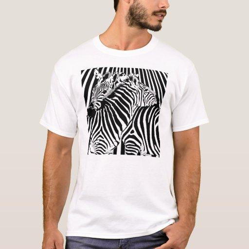 Zebras for Binary Trading T-Shirt