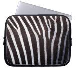 zebra's hide laptop computer sleeves