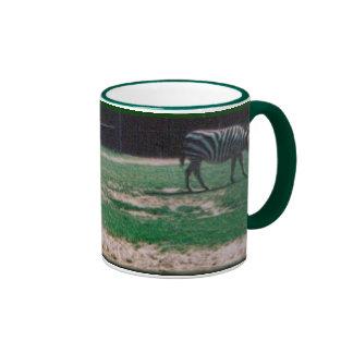 Zebras in the Sun Ringer Mug