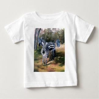 Zebras Infant Tshirt