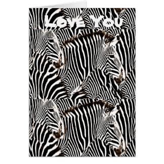 Zebras love_ card