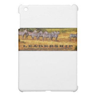 Zebras on Leadershp Case For The iPad Mini