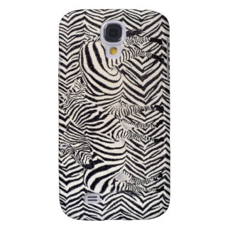 Zebras: Read Between The Lines Samsung Galaxys4 Case