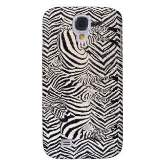 Zebras: Read Between The Lines Galaxy S4 Case