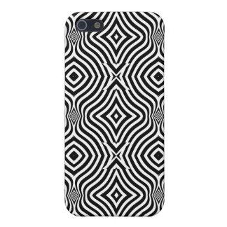 Zebra's Revenge iPhone SE/5/5s Cover