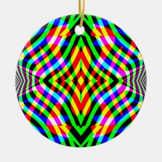 Zebra's Revenge Christmas Tree Ornaments