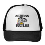 ZEBRAS Rule! Hats