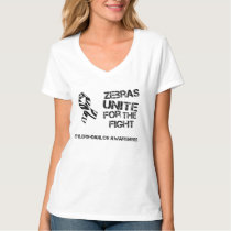Zebras Unite Ehlers Danlos Awareness Shirt