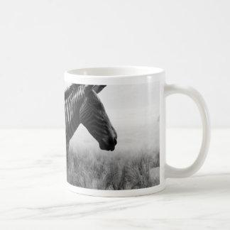 ZebrasBW.jpg Mug