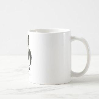 zebraskin coffee mug