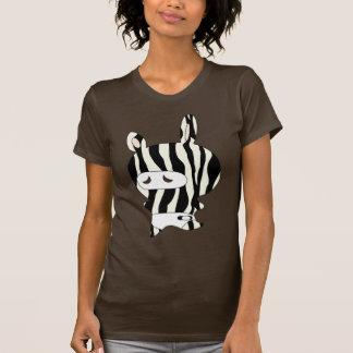 zebraskin t shirt